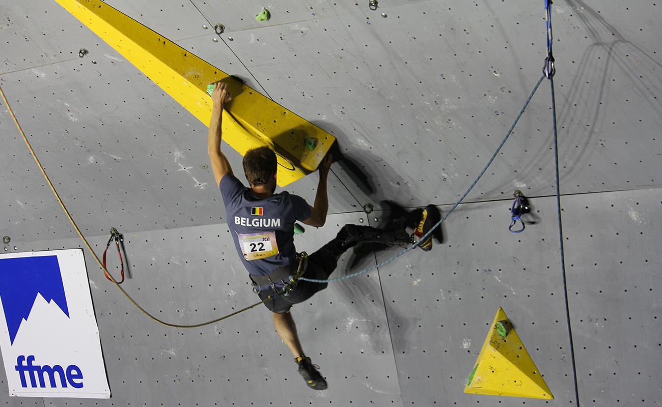 Finale Coupe du Monde Handi Escalade IFSC et grimpe Mondial de briançon
